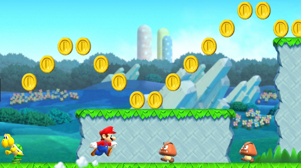 Super Mario Run Apk Download