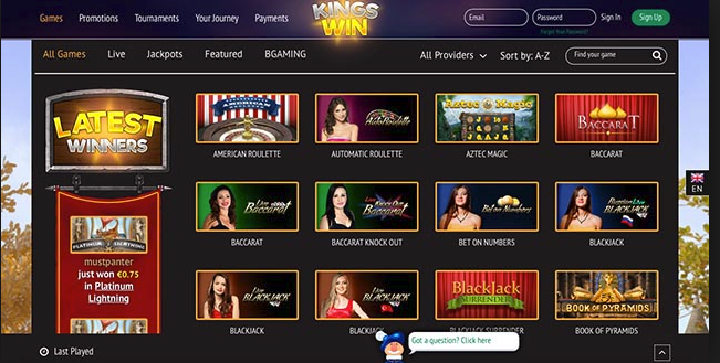 Free Sign Up Bonus No Deposit Casino