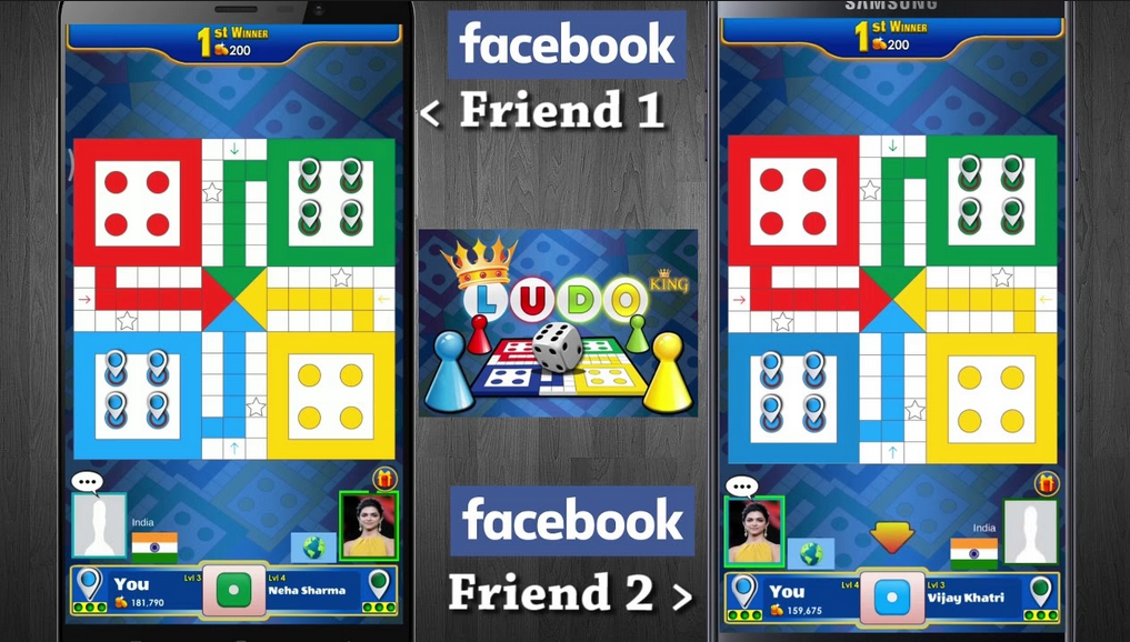 Ludo King Online - Ludo Game Online 2 Player