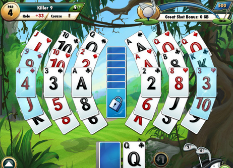Fairway Solitaire 2 Online - Puzzle Games