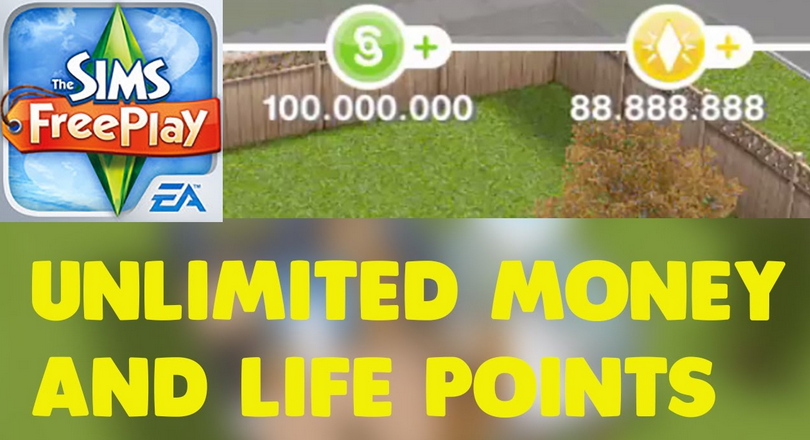 The Sims Freeplay Hack Apk (MOD, Unlimited Money)