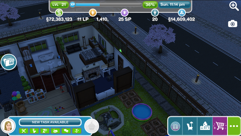 Sims Freeplay Unlimited Everything APK - Apkdose