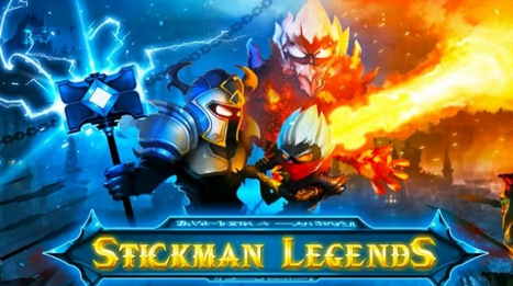 Stickman Legends Shadow Wars Apk