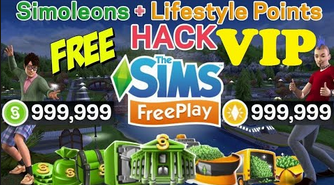 Sims Freeplay Cheats 2018 Unlimited Social Points & LP