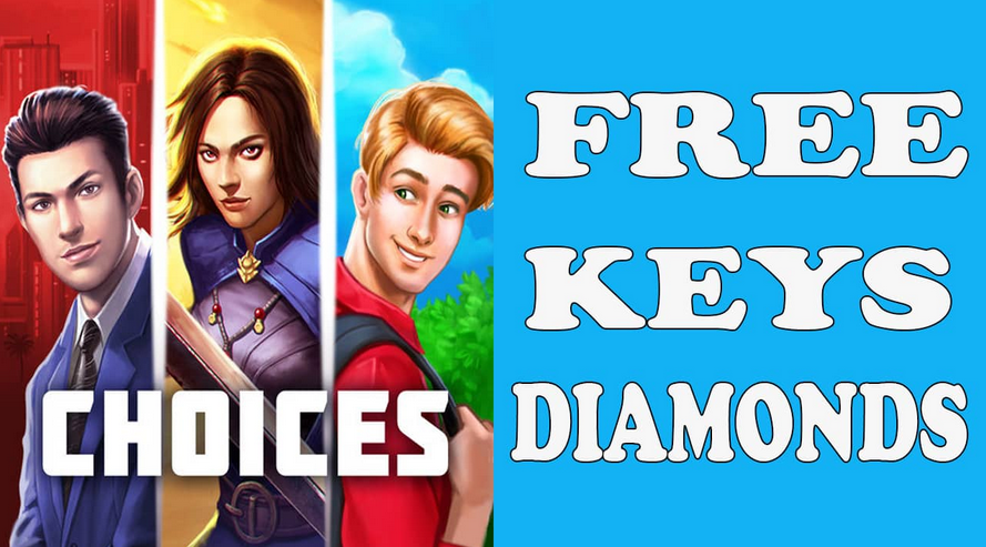 Choices Stories You Play Hack & Cheats Free Diamonds and Keys