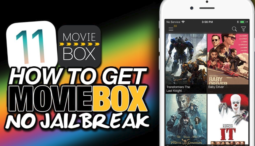 Movie Box iOS