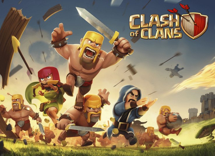 Clash of Clans Mod APK Unlimited Gems Troops Coins Download 2019