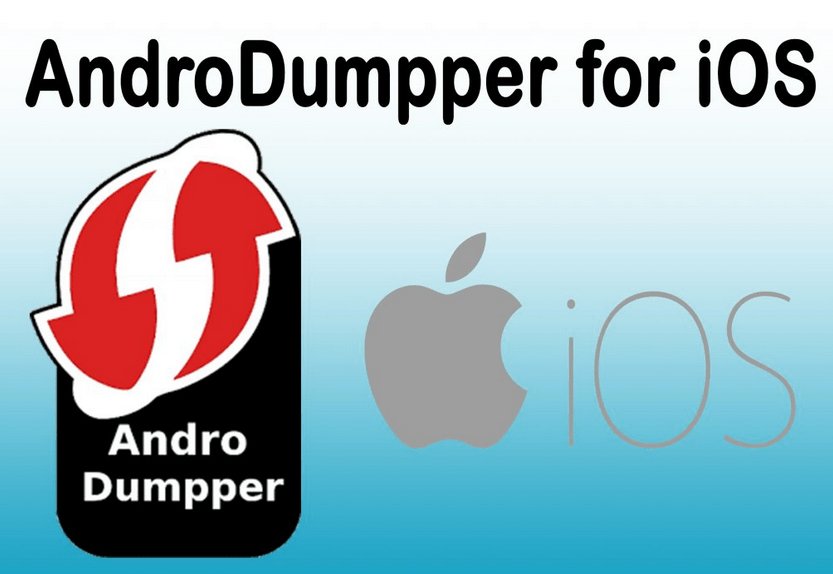AndroDumpper for iOS