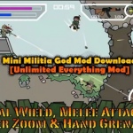 Mini Militia God Mod APK Download