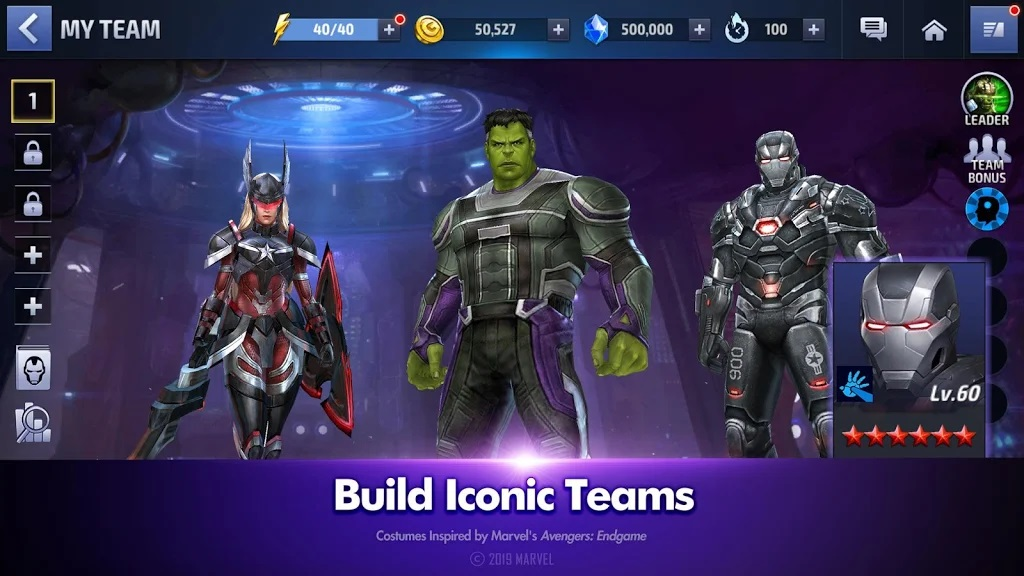 Assemble Your Team