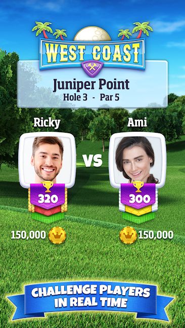 Golf Clash Mod Apk Latest Version 2020