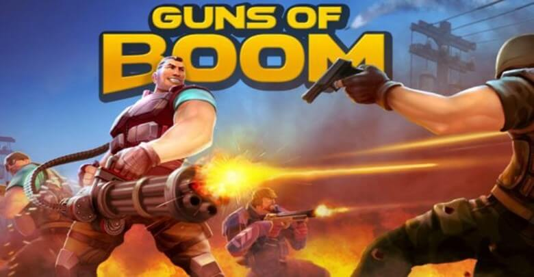 Guns of Boom Mod Apk Hack Download Unlimited (Gold, Money, & Ammo)