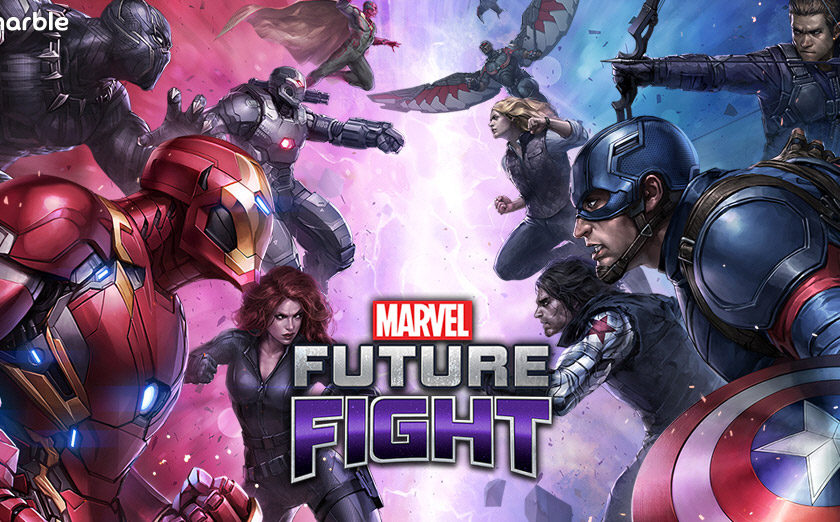Marvel Future Fight Mod Apk Free Download Infinity War (Gold & Money)