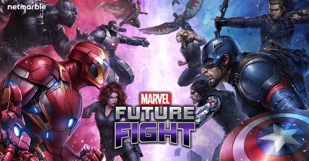 Marvel Future Fight Mod Apk Free Download Infinity War (Gold & Money)