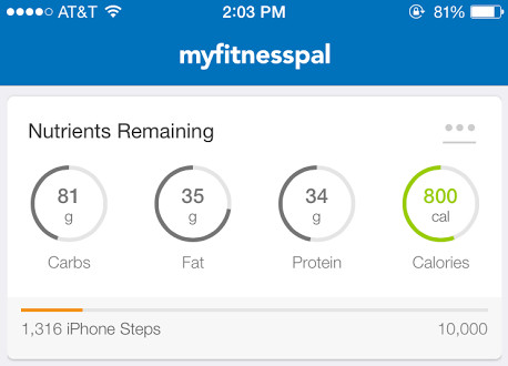 Myfitnesspal Premium APK Download for Tracking Food & Calorie Counter